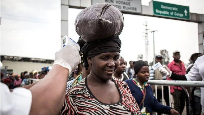 მსოფლიო ჯანდაცვის ორგანიზაცია - კონგოს დემოკრატიულ რესპუბლიკაში ებოლას ვირუსის გავრცელება საერთაშორისო დონის საფრთხეს წარმოადგენს
