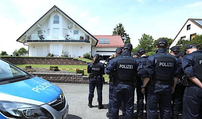 გერმანიის პოლიცია რადიკალი ისლამისტების სახლებში ჩხრეკის ოპერაციას ატარებს
