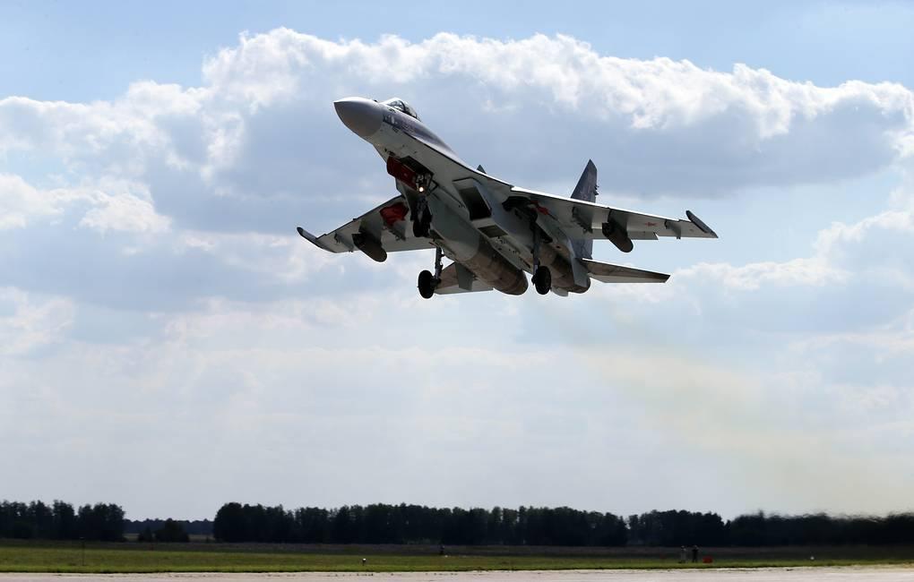 """ანკარას დაინტერესების შემთხვევაში, რუსეთი მზადაა თურქეთში """"სუ-35""""-ის ტიპის ავიაგამანადგურებლები განათავსოს"""
