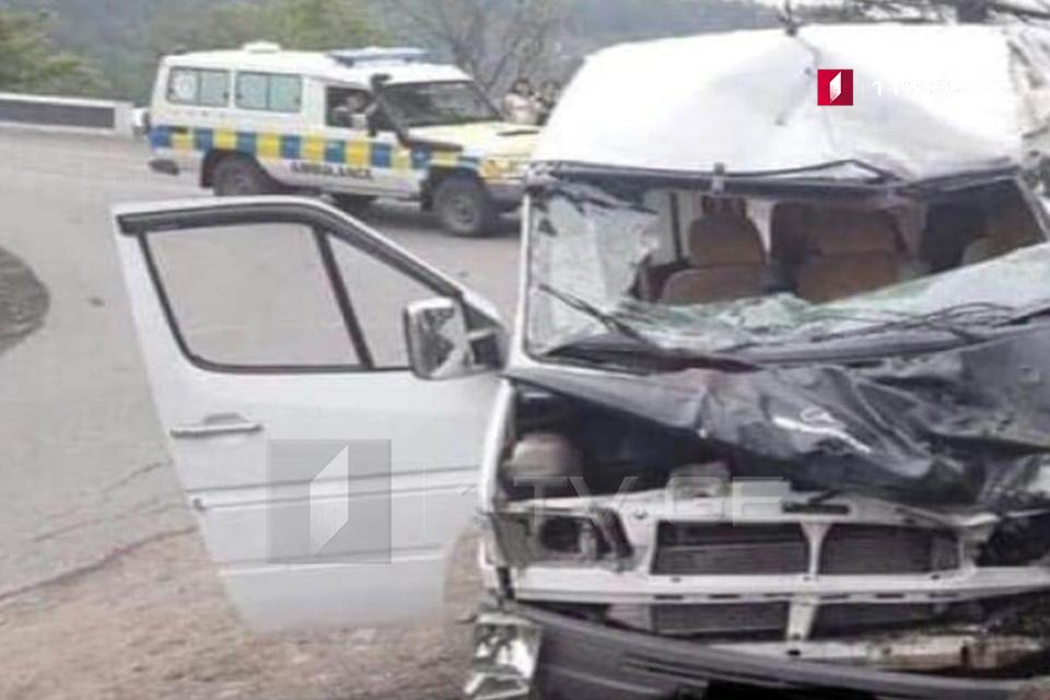 Один человек погиб в ДТП в Хуло