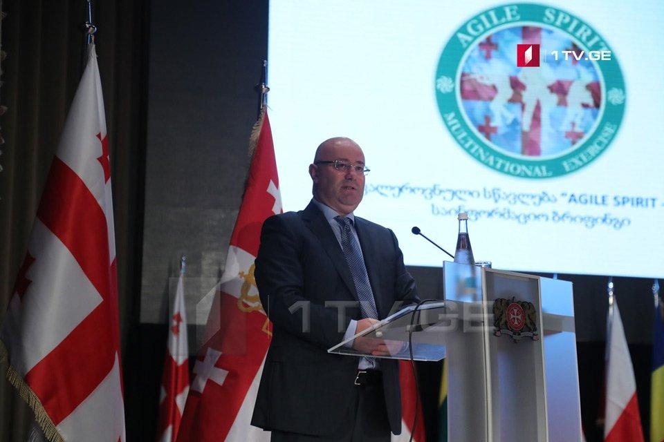 Հուլիսի 27-ից մինչև օգոստոսի 9-ը, Վրաստանը հյուրընկալելու է բազմազգ Agile Spirit 2019 զորավարժությունները