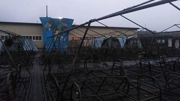 Rusiyada, dağ-xizək kurortunda yanğın nəticəsində, bir uşaq həlak oldu, üçü xəsarət aldı