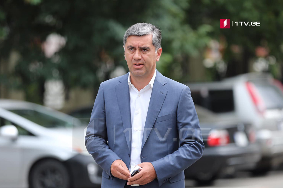 MIA detained Irakli Okruashvili and four persons in connection with June 20-21 developments