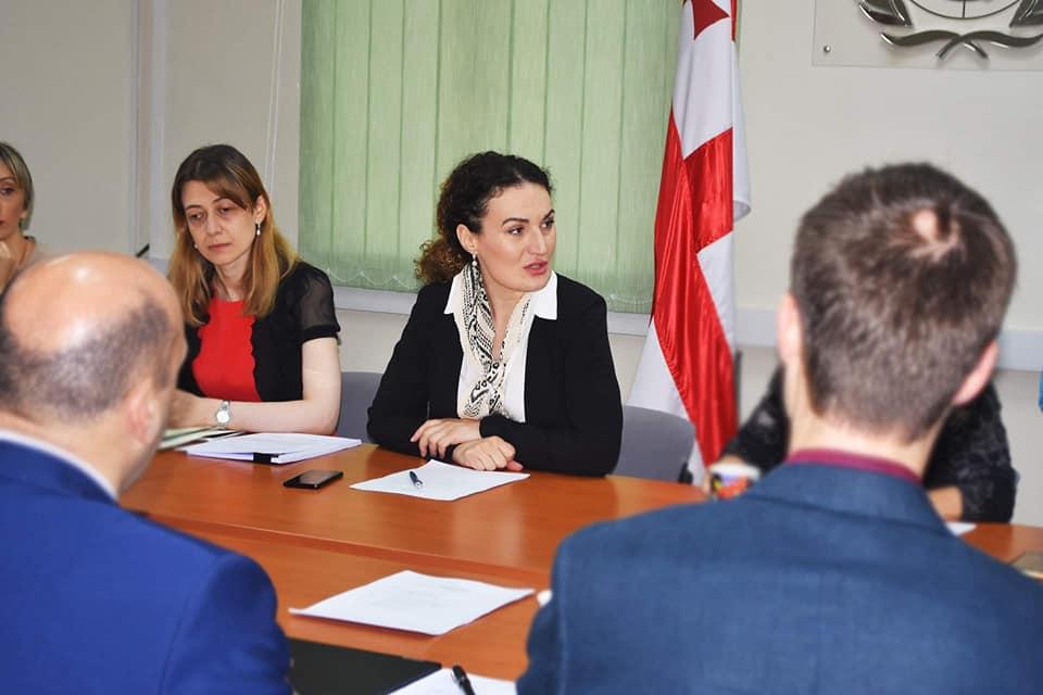 Кетеван Цихелашвили - Наш интерес - чтобы у международных организаций была возможность осуществлять активности, направленные на нужды населения в оккупированном регионе