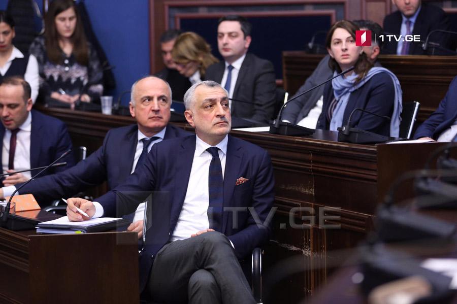 Прокуратура предъявит обвинение Мамуке Хазарадзе и Бадри Джапаридзе и обратится в суд за применением меры пресечения