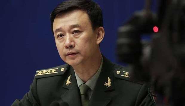 ჩინეთის თავდაცვის სამინისტროს პრესსპიკერი - თუ ვინმე ეცდება ჩინეთისგან ტაივანის ჩამოშორებას, არმია თავშეკავების გარეშე წავა ომში