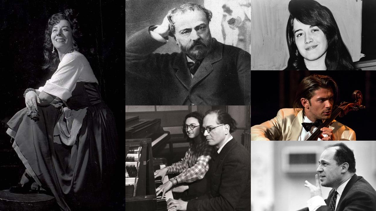 კლასიკა ყველასთვის - მედეა გაბუნია / XX საუკუნე კლასიკა / სხვადასხვა სტილისა და ეპოქის კლასიკური მუსიკა