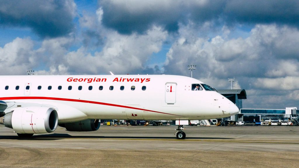 საქართველოს მთავრობა რუსეთიდან სატრანზიტო ფრენებს 600 ათას ევრომდე თანხით დაასუბსიდირებს