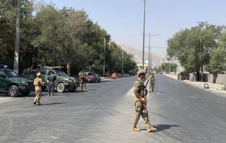 В результате двух взрывов в Кабуле погибли пять человек