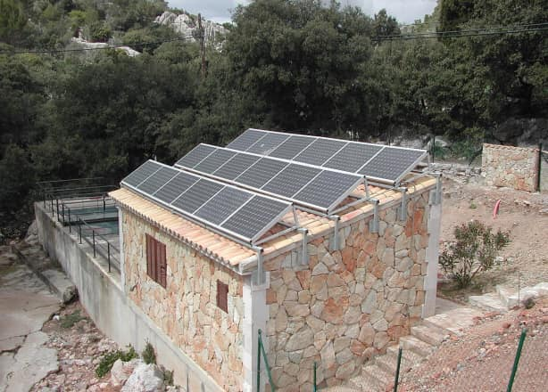 მაღალმთიან სოფლებში მზის პანელების მონტაჟი სექტემბერში დაიწყება