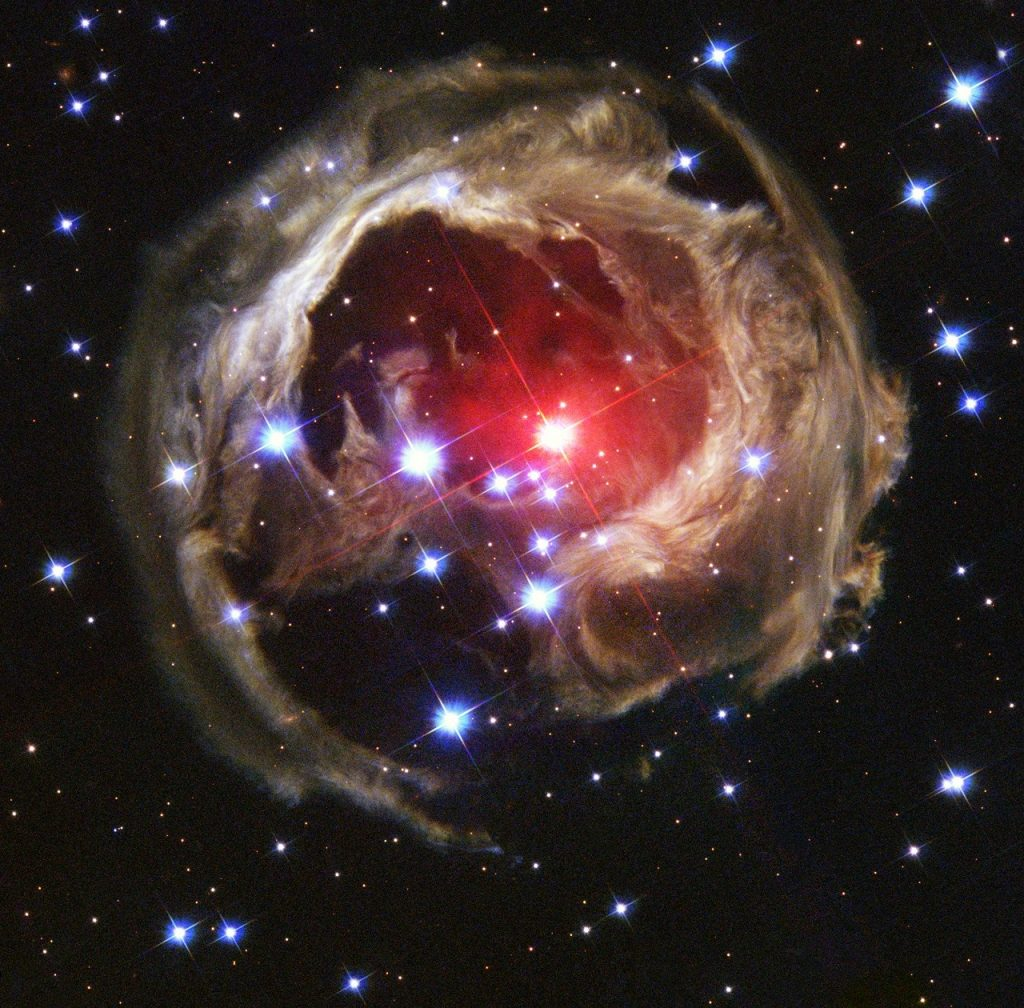 უზარმაზარი მომაკვდავი ვარსკვლავი ჩვენი მზის სიკვდილის წინასწარ ხილვის შანსს გვაძლევს