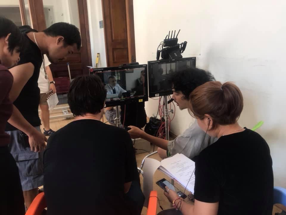 """პროგრამის """"გადაიღე საქართველოში"""" ფარგლებში, ტაილანდური ტელესერიალის გადაღებები დაიწყო [ფოტო]"""