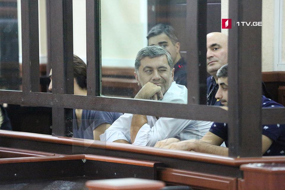 ირაკლი ოქრუაშვილის საქმე 20-21 ივნისის მოვლენებზე დაკავებულიგიორგი ჯავახიშვილისადა თორნიკე დათაშვილისსაქმეებს გამოეყო