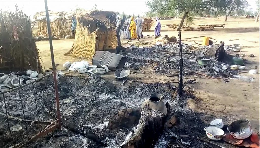 ნიგერიაში ისლამისტური დაჯგუფების თავდასხმასსულ მცირე 65 ადამიანი ემსხვერპლა