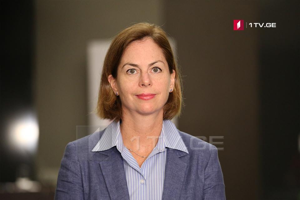 NDI resident directorLaura Thornton resigns