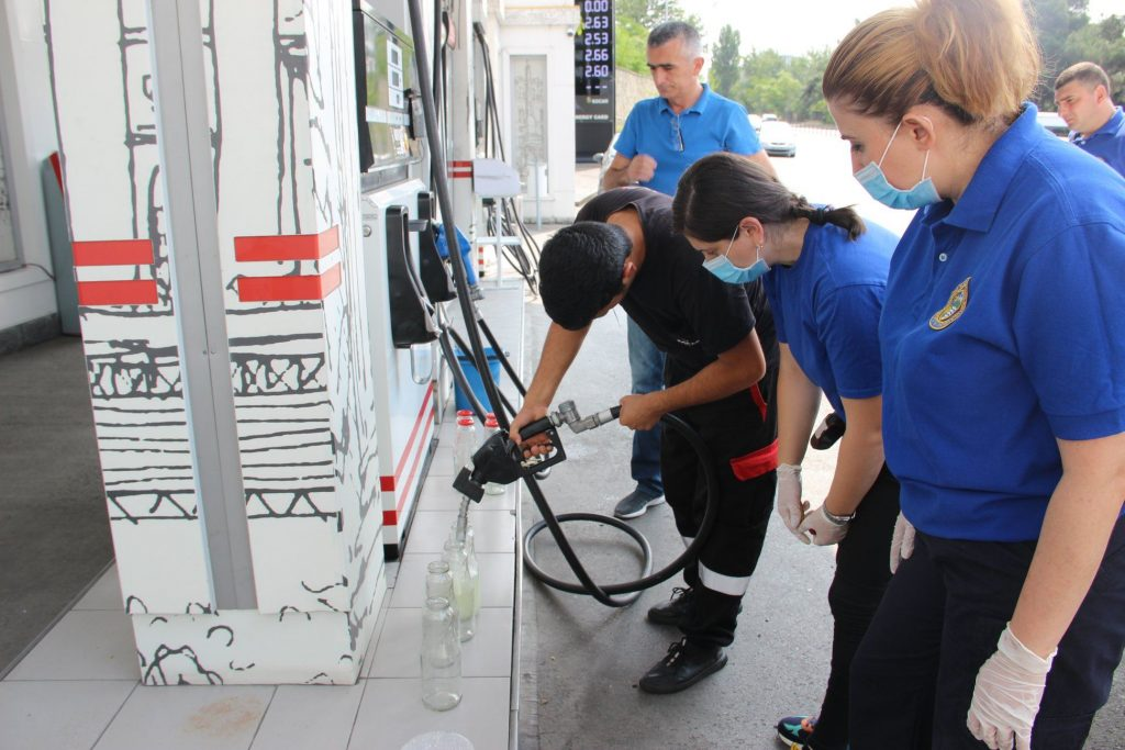 Inspection of Petrol Stations launched