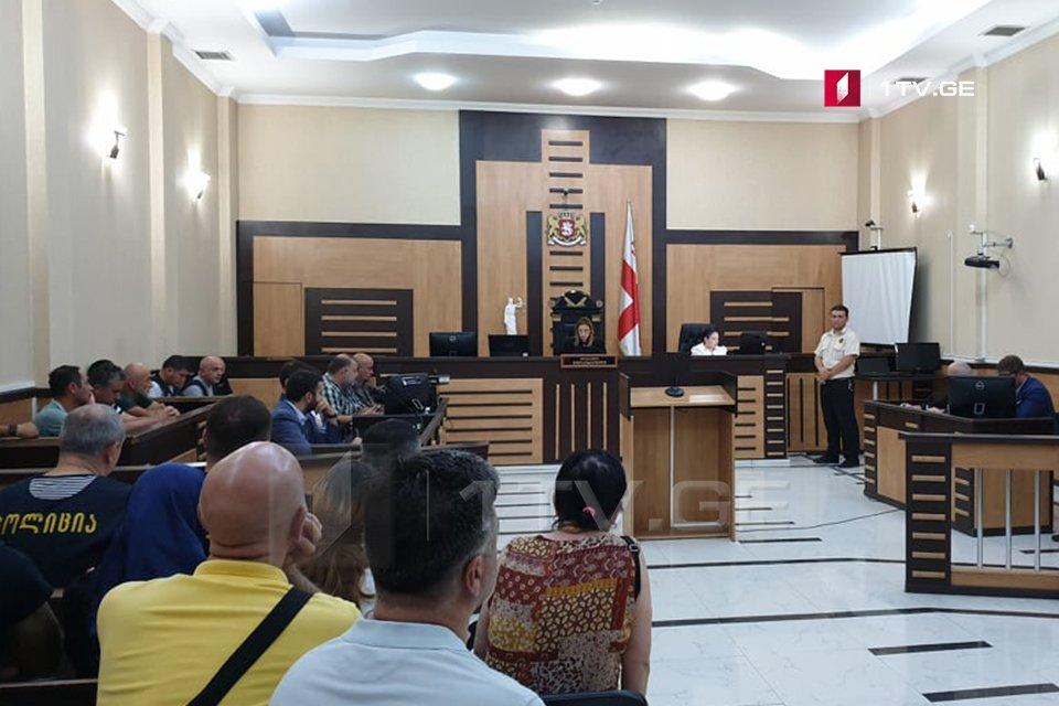 ადვოკატი სააპელაციო სასამართლოსგან ბეჟან ლორთქიფანიძის გათავისუფლებას მოითხოვს