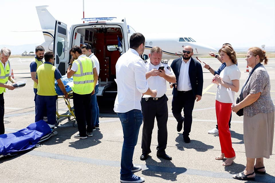 """Фонд """"Карту"""" полностью профинансировал лечение за границей пострадавшим во время событий 20-21 июня"""