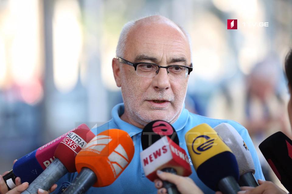 """Джарджи Акимидзе - Справедливость не будет восстановлена в этой стране, если """"Рустави 2"""" не будет возвращена учредителям"""