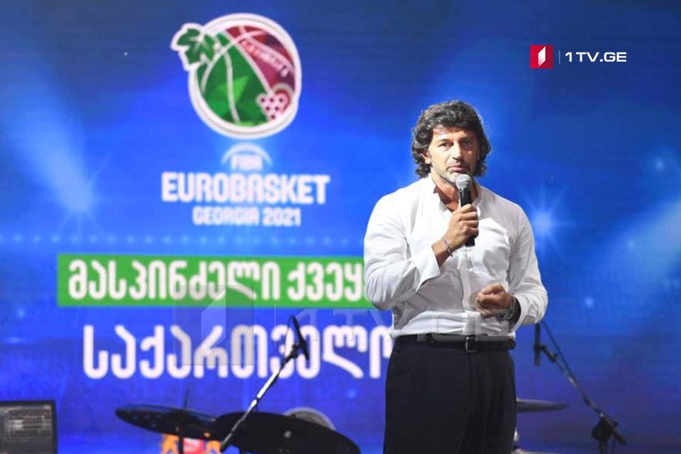 კახა კალაძე - თბილისი სრულ მზადყოფნაში იქნება, რათა 2021 წლის ევროპის საკალათბურთო ჩემპიონატს ღირსეულად უმასპინძლოს
