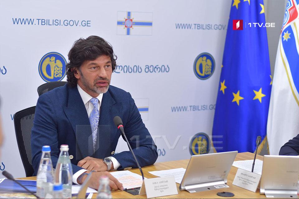 Tbilisi Mayor – Newly-rehabilitated Park to be opened in Gldani on August 2