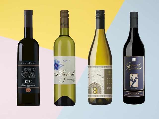 Georgian Wine Named Among Best European Wines