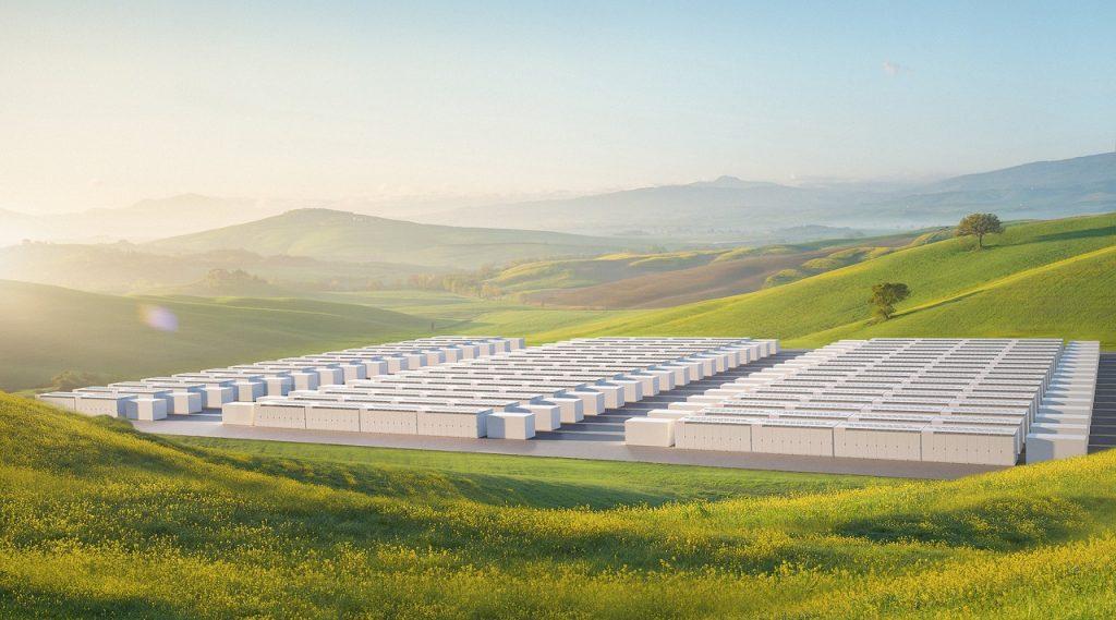 ტესლა განახლებადი ენერგიის შემნახველ უზარმაზარ ბატარეათა სისტემას ქმნის