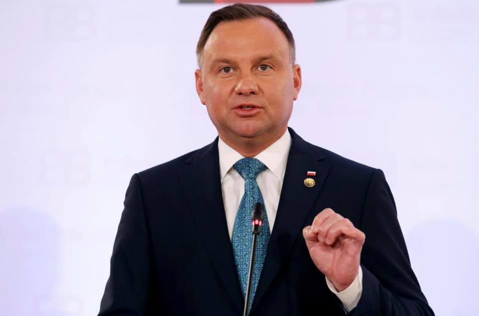 Poland's president wants parliamentary election on October 13