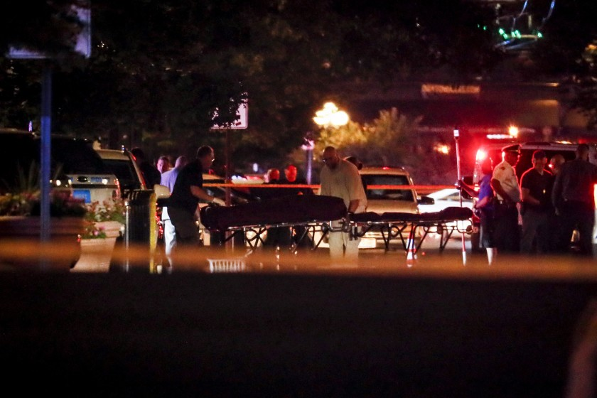 Օհայո նահանգի Դեյթոն քաղաքում տեղի է ունեցել զինված հարձակում