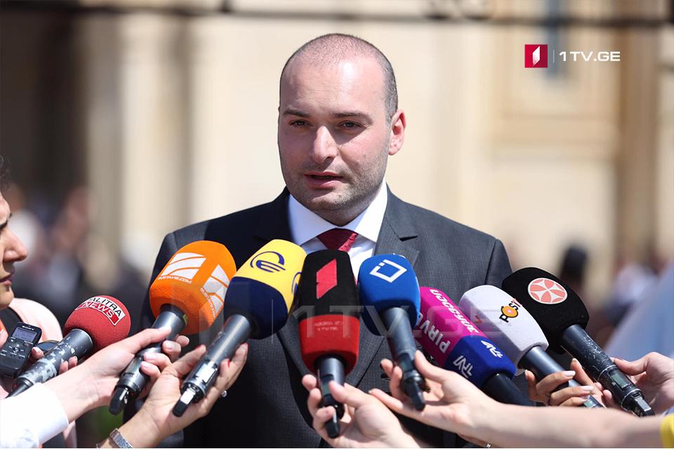 Мамука Бахтадзе - Мы должны сделать все для уменьшения поляризации, и выборы 2020 года должны стать соперничеством программ, идей, а не соревнованием в ненависти и ругани