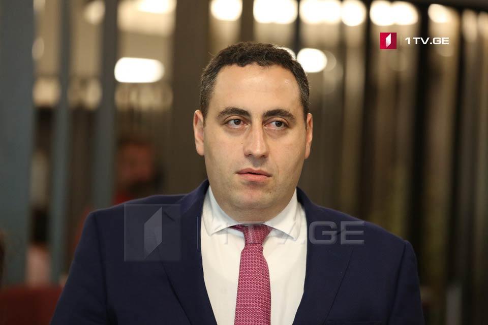 """გიორგი ვაშაძე -""""ქართული ოცნება"""" ძალიან ნირწამხდარია"""