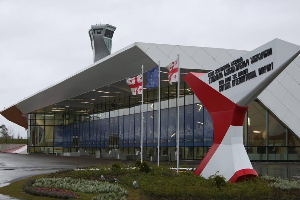 Из Кракова в Кутаиси совершен первый авиарейс