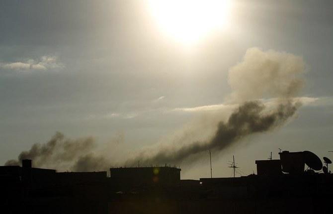ლიბიაში უპილოტო საფრენი აპარატის იერიშის შედეგად 43 ადამიანი დაიღუპა