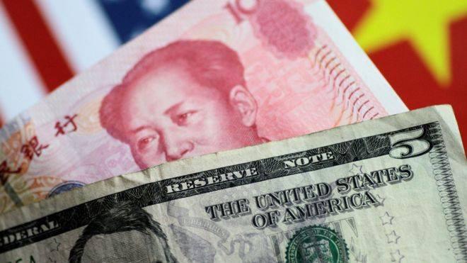 Минфин США объявил Китай «валютным манипулятором»