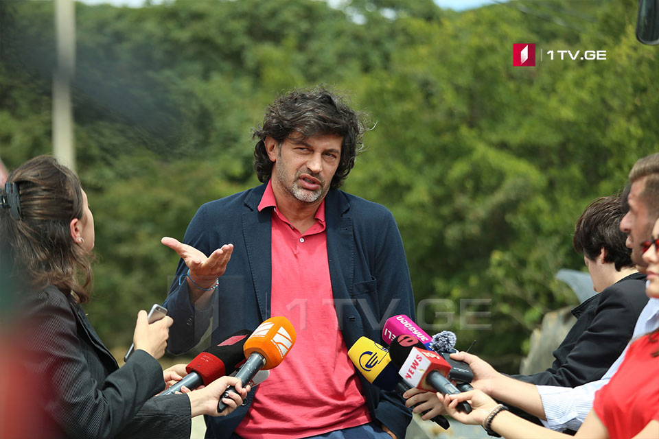 Каха Каладзе - У грузинского рынка есть возможность, чтобы появились новые телевидения