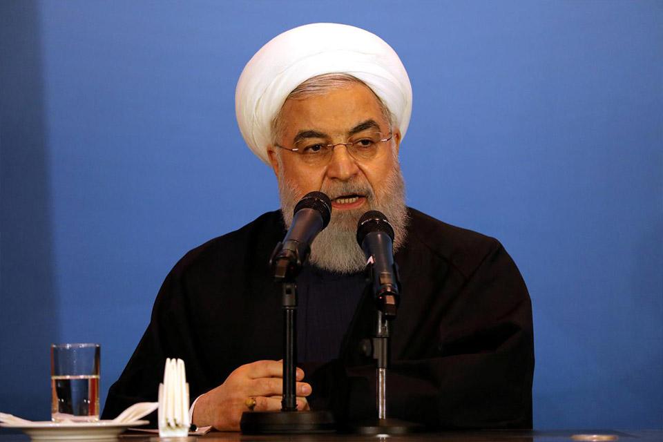 Президент Ирана - Мир с Ираном - мать любого мира, война с Ираном – мать всех войн