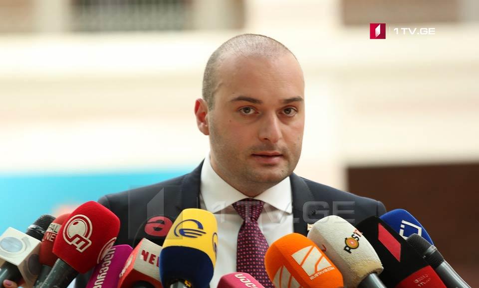 Մամուկա Բախտաձե. Շնորհակալություն, բելառուս ժողովրդին՝ Վրաստանի տարածքային ամբողջականության աջակցության համար, վրաց ժողովուրդը դա երբեք չի մոռանա