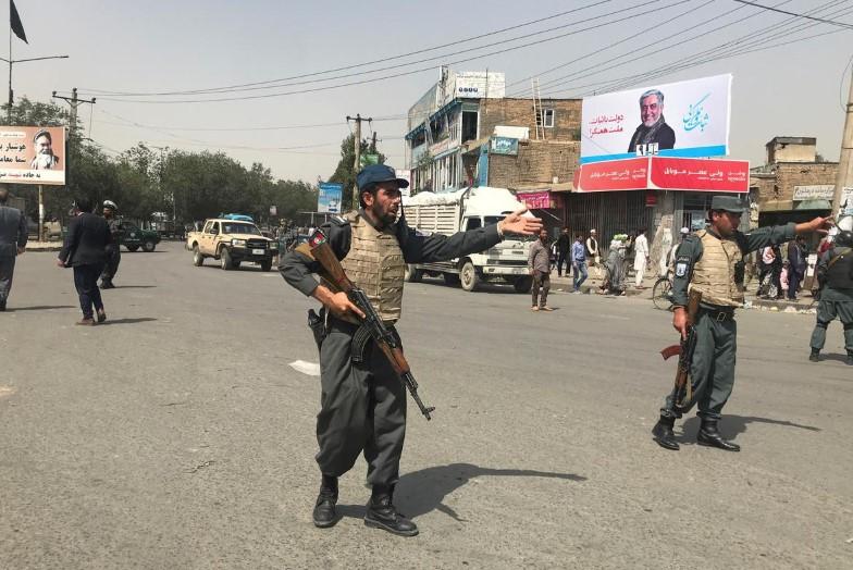 """""""Рейтер"""" - В результате взрыва в Кабуле пострадали 100 человек"""