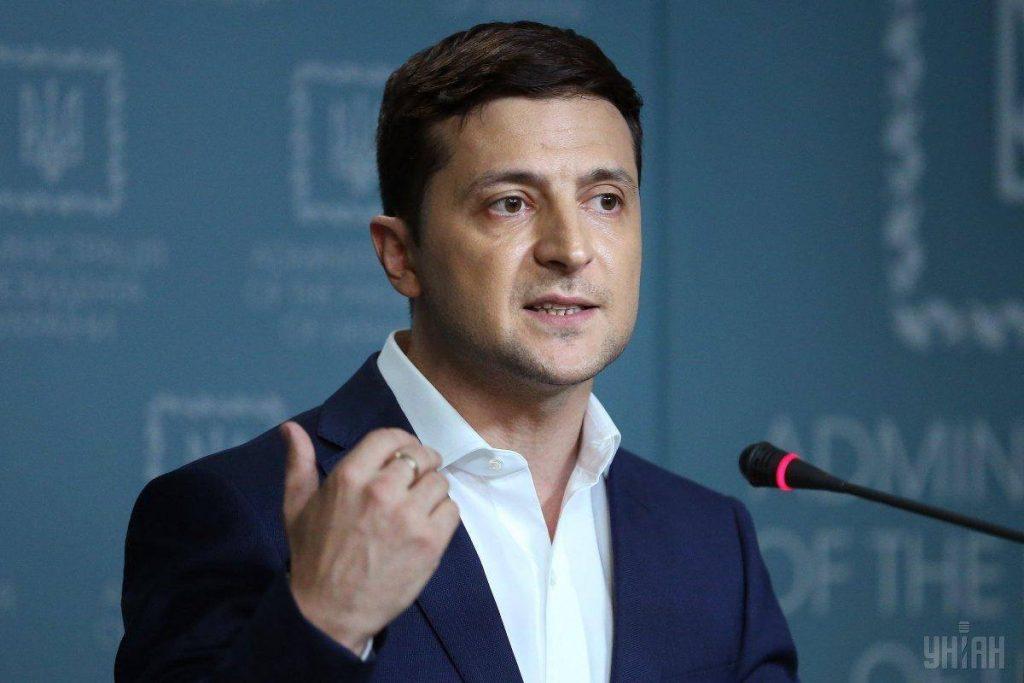 უკრაინისა და რუსეთის პრეზიდენტებს შორის სატელეფონო საუბარი შედგა