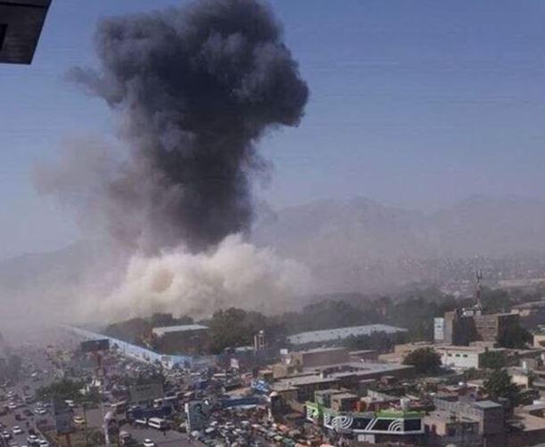 В результате взрыва в Кабуле 14 погибли, 145 пострадали
