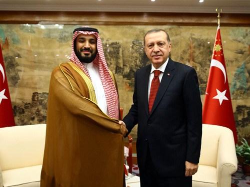 ბრიტანული მედია წერს, რომ საუდის არაბეთის პრინცმა თურქეთის პრეზიდენტის ჩამოგდების სტრატეგიული გეგმა აამუშავა