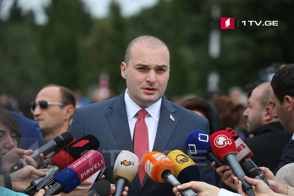 Мамука Бахтадзе – Оккупация Грузии – это та боль, которая должна объединять каждого из нас, несмотря на различия в политических взглядах