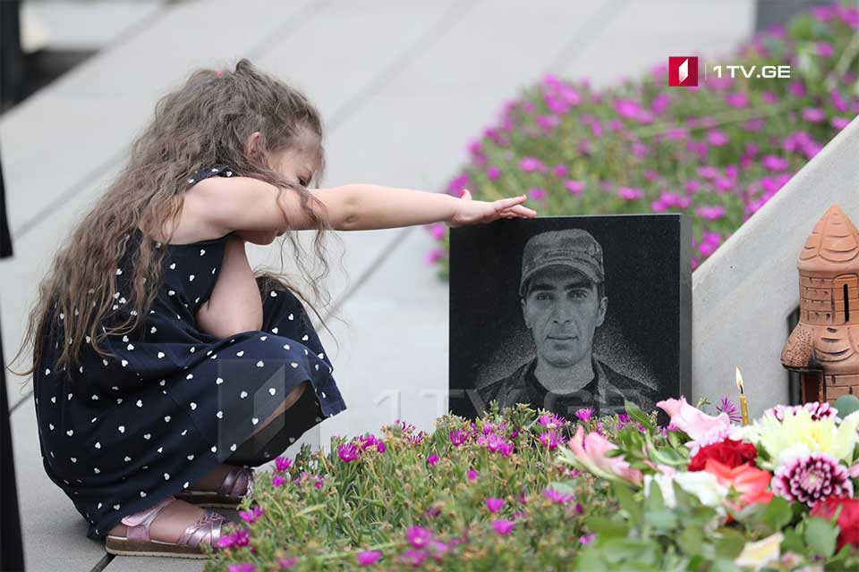 11 лет спустя августовской войны (фото)