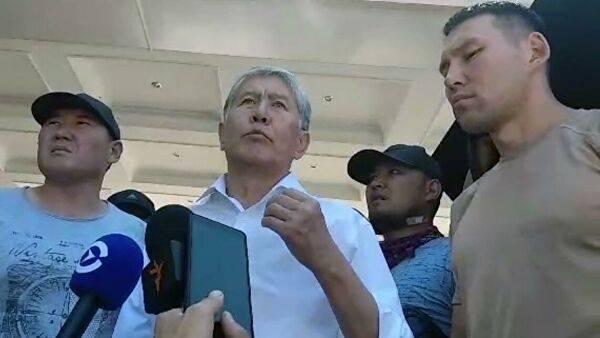 ალმაზბეკ ატამბაევის მხარდამჭერებმატყვედაყვანილისპეცრაზმელები გაათავისუფლეს