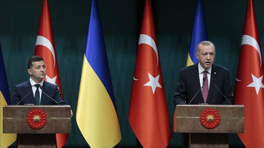 Реджеп Тайип Эрдоган - Аннексия Крыма незаконна