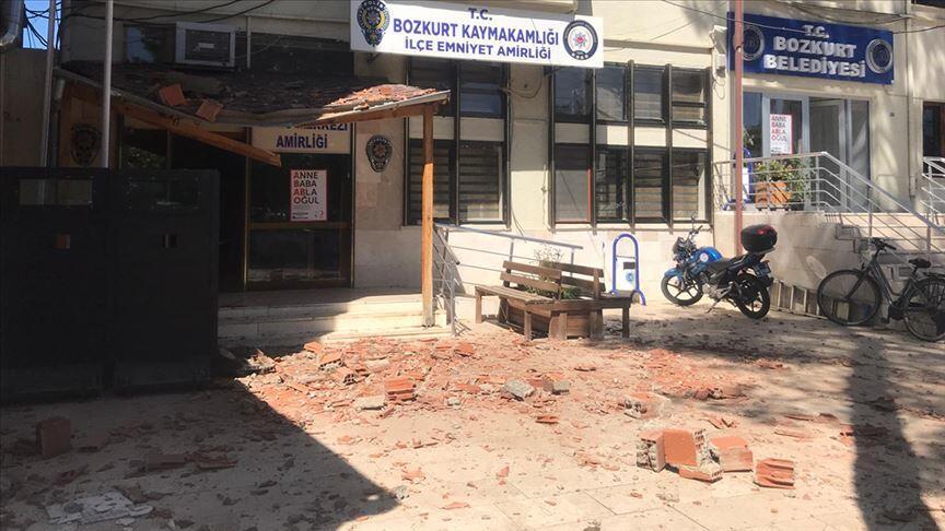 თურქეთში მიწისძვრის შედეგად 23 ადამიანი დაშავდა
