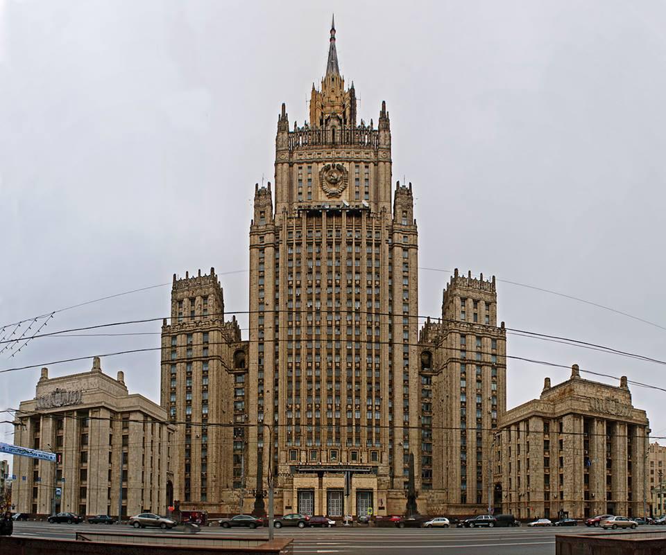 МИД России - Вызывает сожаление, что ни в Грузии, ни на Западе так и не смогли извлечь уроки из трагических событий 2008 года