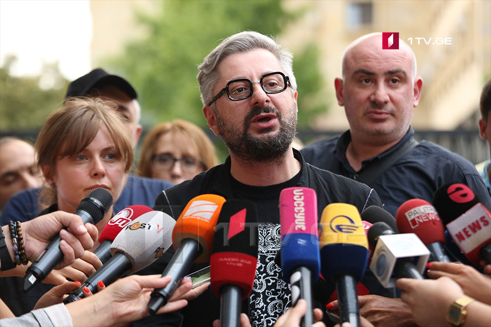 Former General Director of Rustavi 2 – Decision of Strasbourg Court became opening of Dictatorship's Pandora Box