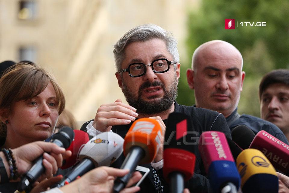 Ника Гварамия  - Я пойду и в политику, в общественные движения, всюду, где хоронят Бидзину Иванишвили