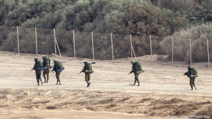 ისრაელელმა სამხედროებმა ღაზის სექტორის საზღვართან ოთხი პალესტინელი მოკლეს